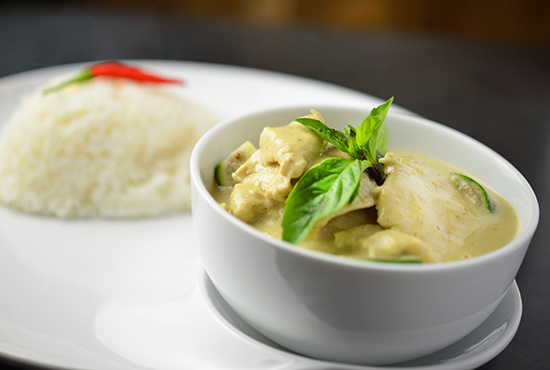 Green Curry**