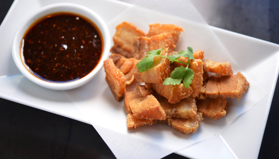 Pork Belly Dippers*
